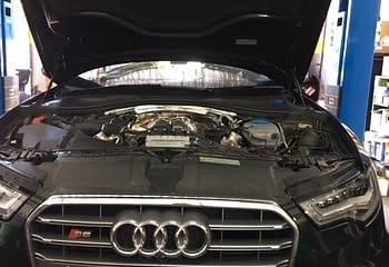 Audi S6. inspection..JPG