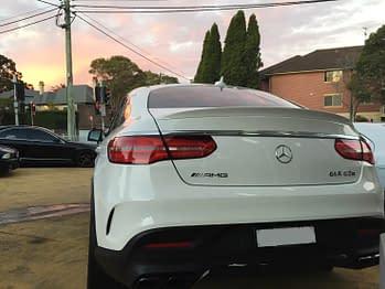 Mercedes GLE63Sクーペ.JPG (1)