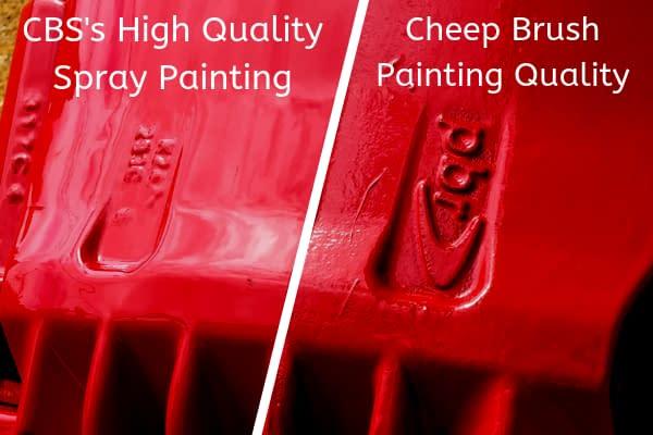 caliper paiting qualities – Caliper Paint