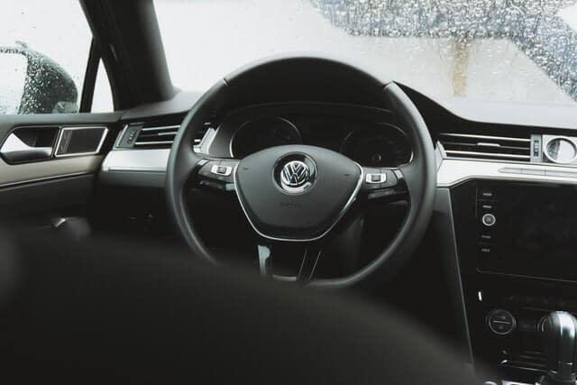 vw steering wheel 1 – Car Brands